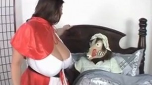 Maria Moore Little Red Riding Hood Pussy And Tit Fuck