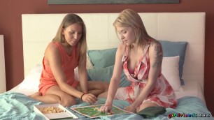 Girlfriends -Games With Her Pussy Angel Piaff And Whitney Conroy