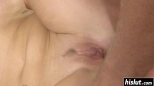 Alisha gets pleased by a big dick
