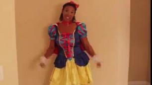 Twerking At Disney World Princess Gone Wild Starring Caramel Kitten Live