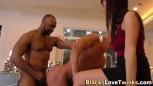 Gay guy fucks bbc for cum