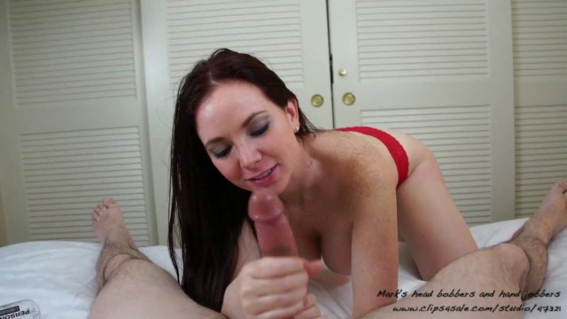 Marks Head Bobbers And Hand Jobbers Real Wife Blowjob Jerk Off Instruction (Jessica Rayne)