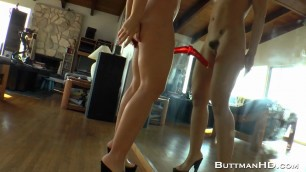 Close up compilation of ass and pussy