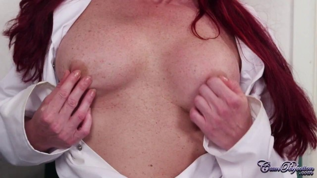 Cumshot Perfection With Stacey Duvall In Dr Stacey Cures The Flop