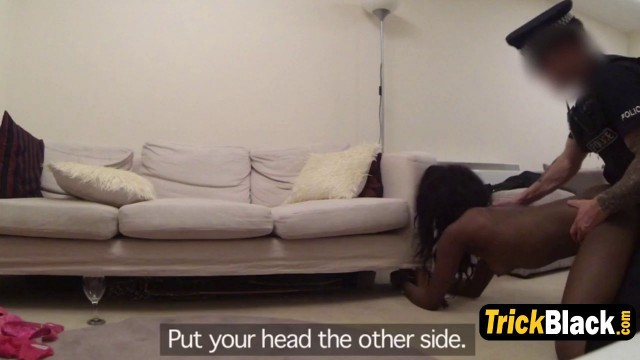 Superb ebony teen uses her ass to pay for everything
