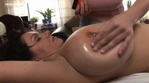 Homemade Bbw Milena Velba Massage 1
