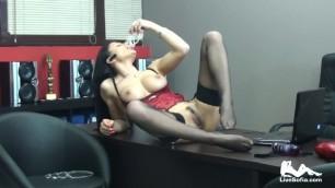 Webcam Sofia Gucci On Office Desk