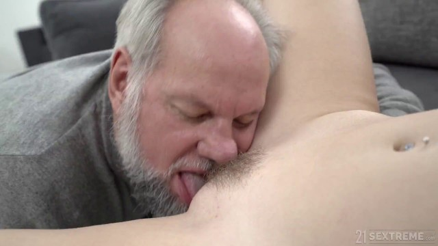 Grandpas Fuck Teens – Sasha Sparrow Missionary Porn