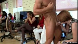 Dancingbear Jenn's Bachlorete Orgy