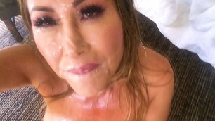 Kianna Dior I Couldn't Help Myself I Had To Do This Special Cumshot Eating Video While I Instruct You To Jerk A Load Off On Me W