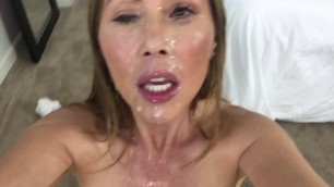 Kianna Dior Cumshot Eating Video I Had A Huge Load Of Cumshot Shot In My Eye So Huge Ihad To Get Eye Drops From The Dr Don't W