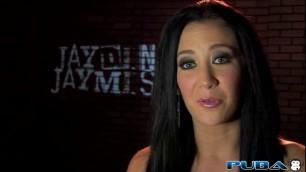 Puba Brunette Jayden Jaymes (Jayden Jaymes Bts Interview)
