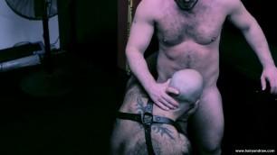 Gay Muscle Porn Marc Giacomo and Atlas Grant