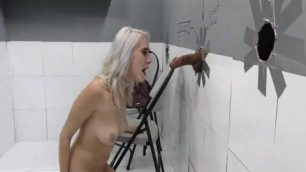 Glory Hole Sex With Cadence Lux