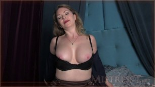 Mistress T Taking Your Virginity Virtual Bang