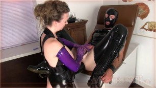 Mistress T Huge Fuck On Ass Insertions Challenge 0