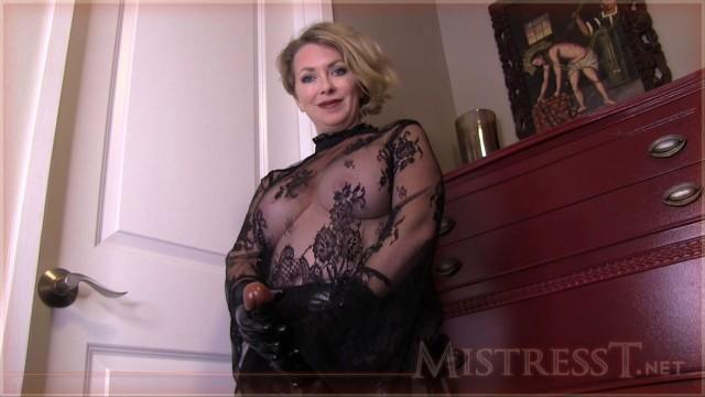 Mistress T Latex