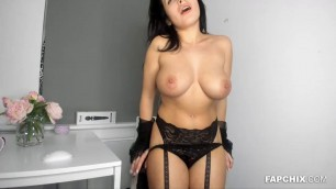 Hot Fingering Her Wet Tight Twat