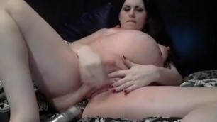 Pregnant Slave Princess Leia Masturbates solo vibe squirt STAR WARS