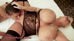 Claudia Marie Huge Tit Babe Experience