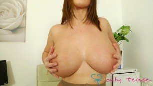 Stacey Poole Hot Babe Solo Pot