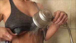 Nikki Sims Go Pro Bath