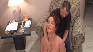 Stepson's Massage Goes Too Far