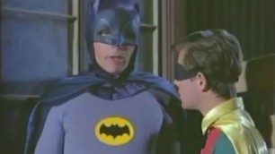 Batman 1966 S1E29 The Bookworm Turns