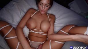 Becky Bandini Beautiful Busty Milf Cock Massage Fucking Massage Girls
