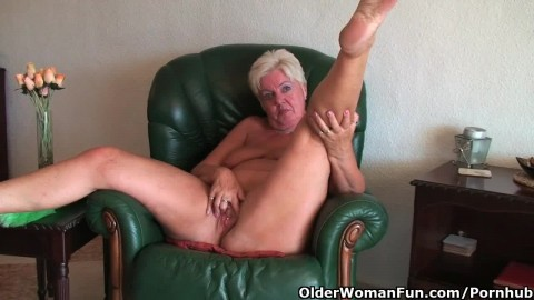 Pussy big old Granny Pussy