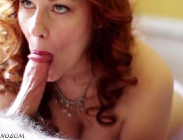Have thought redhead blowjob remarkable, very