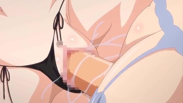 Lesbian Hentai Dildo
