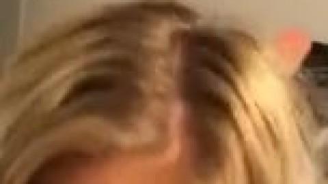Homemade Teen Blonde