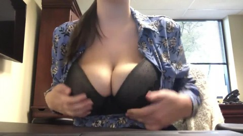 Flashing boobs Public Sex