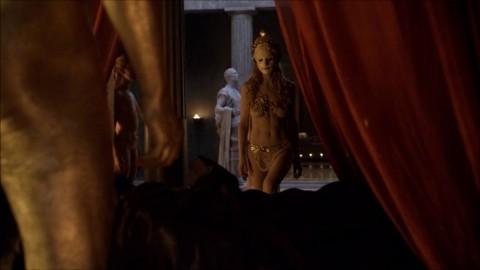 Spartacus all sex scene