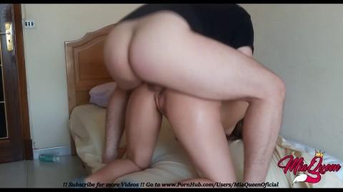 Sperma fotzen mit Busty mother