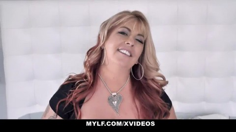 Milf with big ass give jerk off instructions Fullofjoi Thick Big Ass Milf Joclyn Stone Gives Jerk Off Instruction Uploaded By Fantastic25