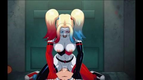 Guinn nackt harley Harley Quinn