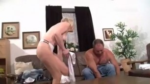 MATURE German woman cheated on her husband