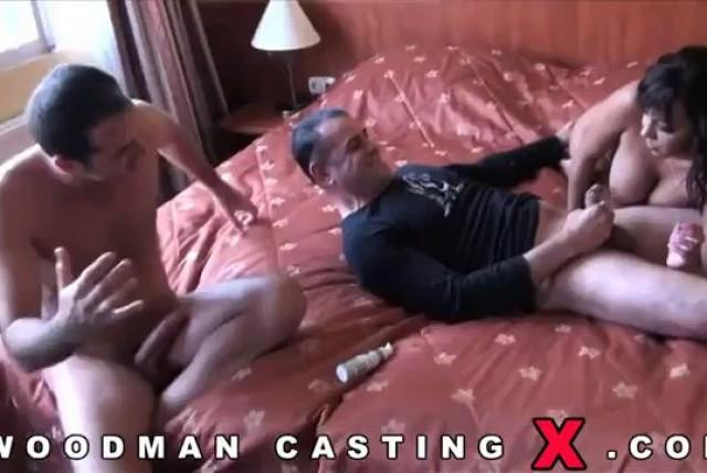 Порно вудмана за кадром