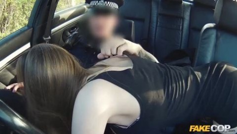 Fake Cop Stella Anal Big Tits Reality Sex in Car All Sex