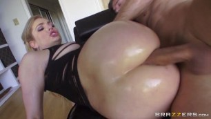 Dahlia Sky Passionate blonde fuck in the ass