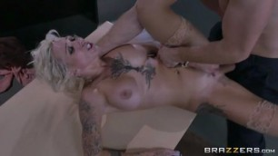 harlow harrison Passionate fuck after a day at the office