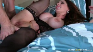 darling danika Passionate fuck a brunette with tattoos in the sisters house