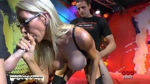 American MILF Emma Starr First German Bukkake Free Porn