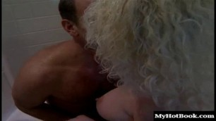Tameya Jewel likes her men a little bit older and cant wait for