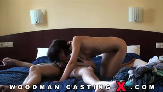 w00dman casting x Nataly Von