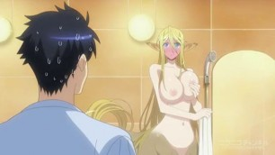 Monster Musume all uncensored scenes hentai