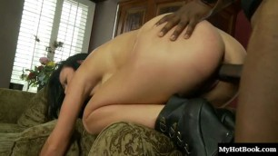 Ashli Ames is a hot brunette that has yet to have her pussy