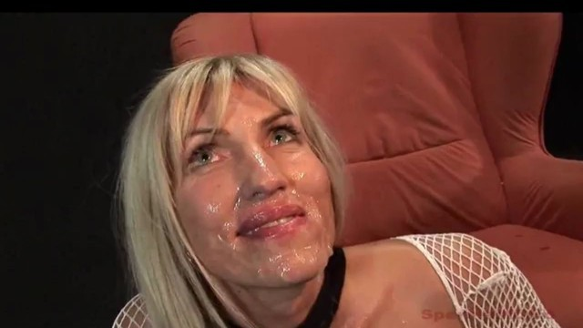 Bukkake Anita Facial Bukkake Hardcore Orgy SpermaStudio